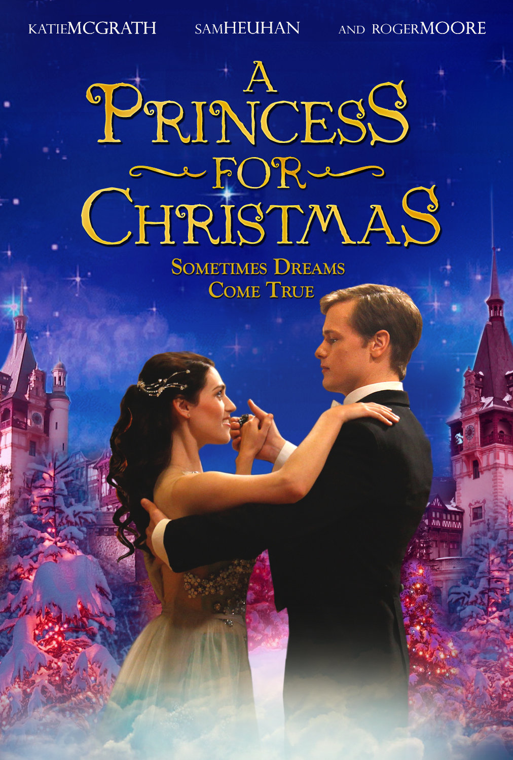 The main actors The Princess at Christmas, the plot of the film