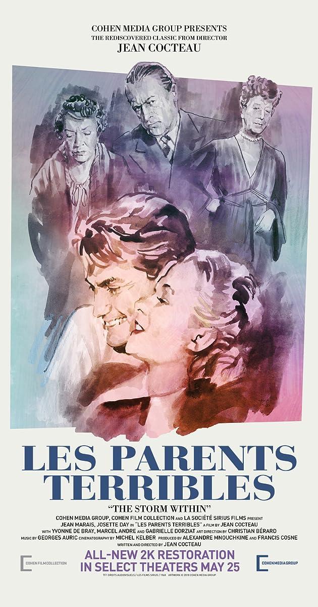 Subtitle of Les parents terribles