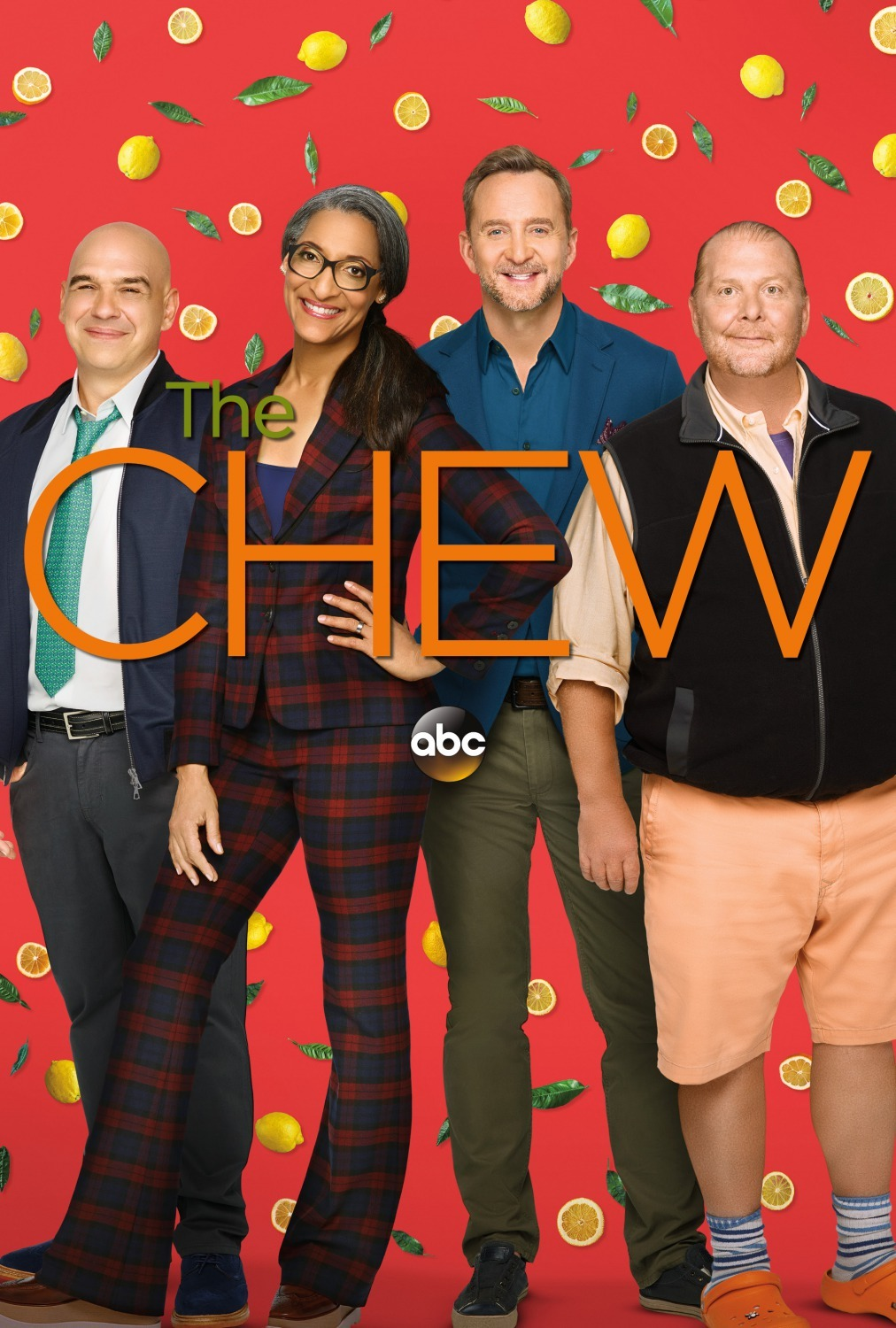 the chew tv series 2011 imdb