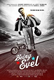 Being Evel Poster