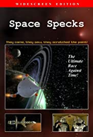 Space Specks Poster