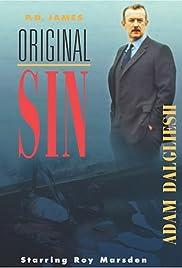 Original Sin Poster - TV Show Forum, Cast, Reviews