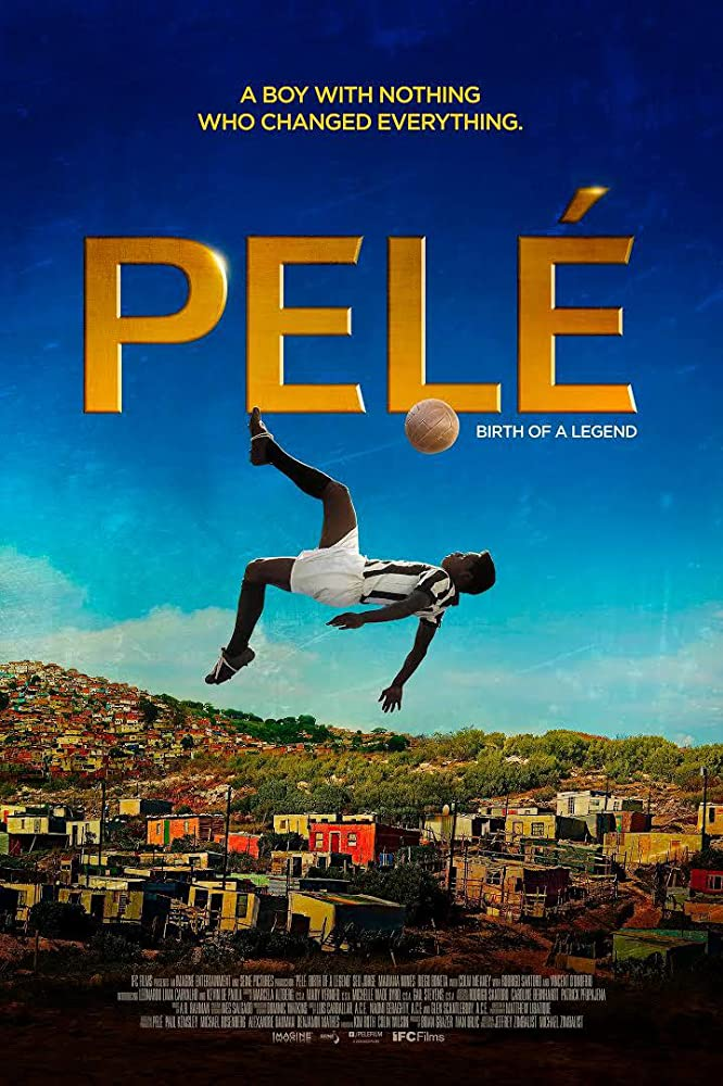 Pele Birth of a Legend (2016) Hindi Dubbed
