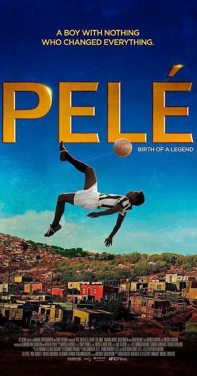 Subtitle of Pelé: Birth of a Legend