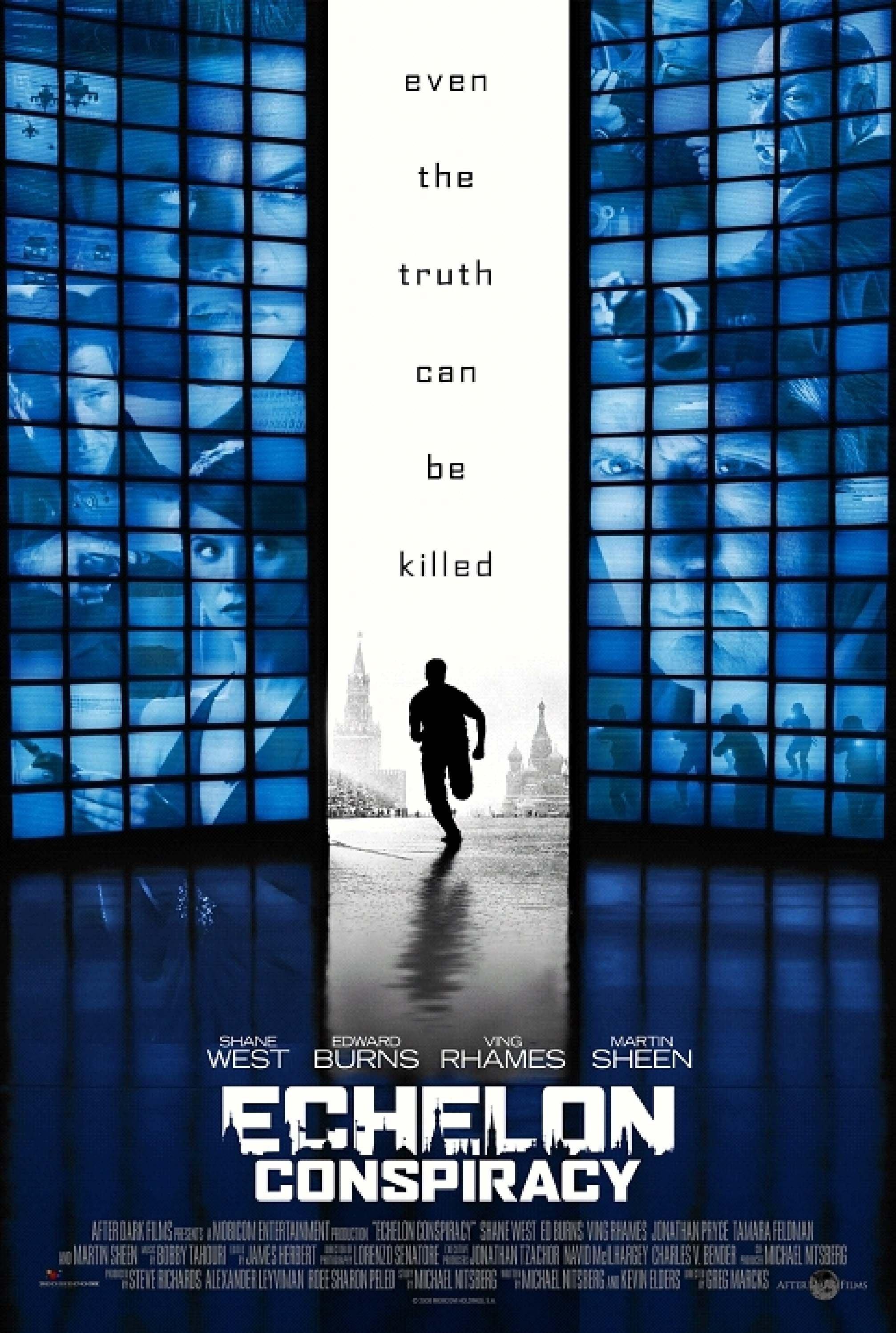 Echelon Conspiracy (2009) - IMDb