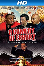 Comedy of Errorz Poster