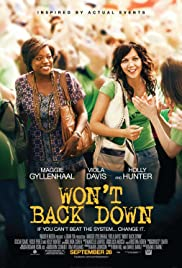 Won't Back Down (2012) 1080p