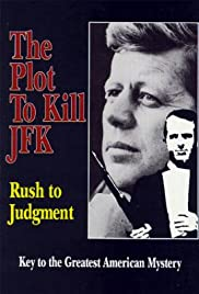 Rush to Judgment (1967) Poster - Movie Forum, Cast, Reviews