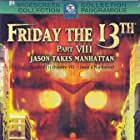 Jensen Daggett, Kane Hodder, and Scott Reeves in Friday the 13th Part VIII: Jason Takes Manhattan (1989)