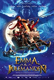Emma & Julemanden: Jagten på elverdronningens hjerte Poster