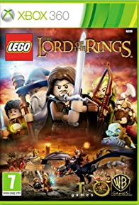 Primary photo for Lego the Lord of the Rings: The Video Game