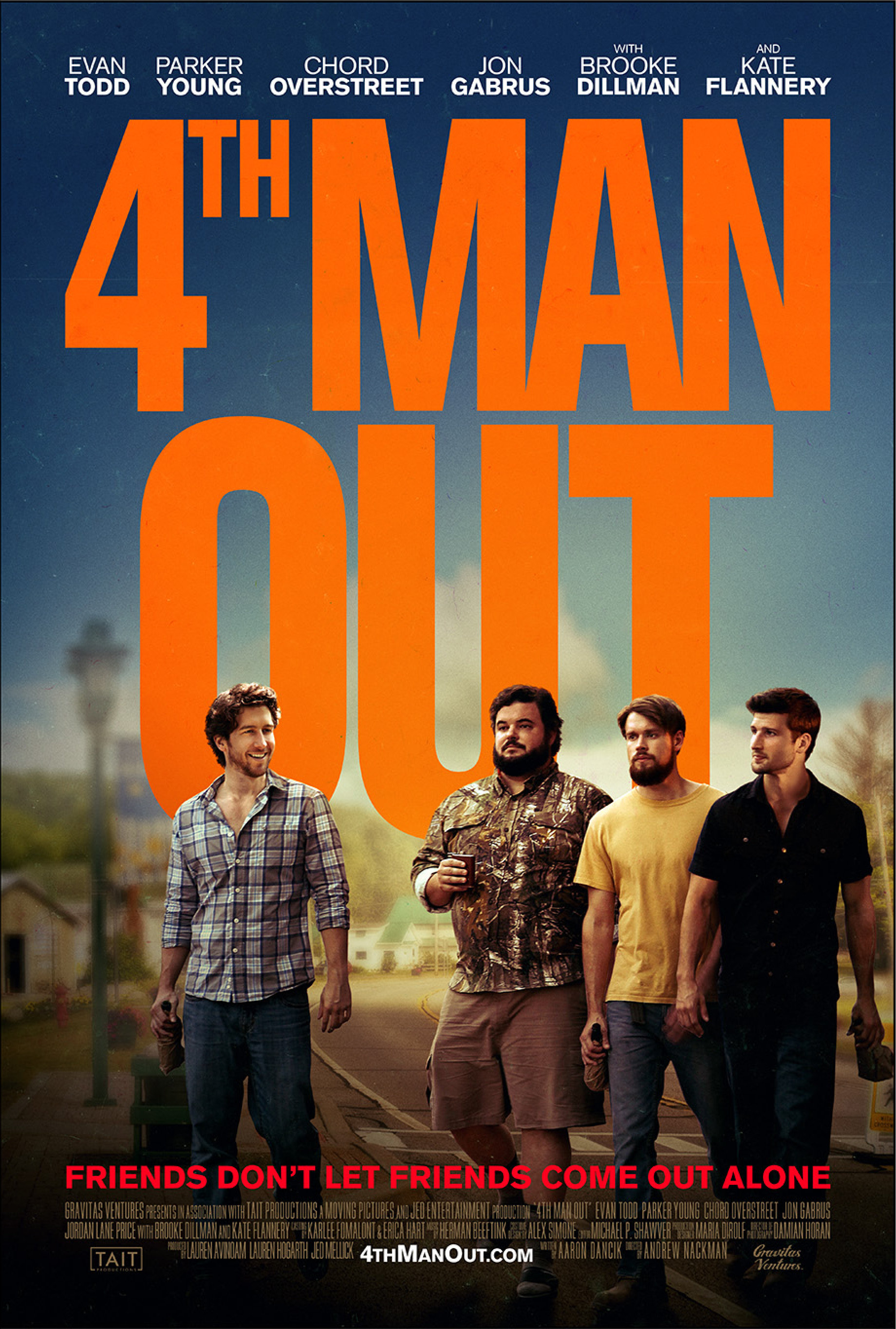 Fourth Man Out 2015 Imdb