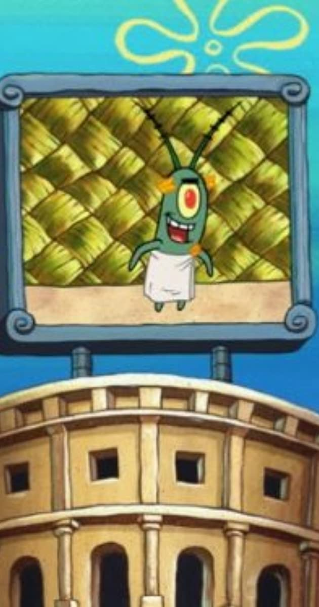 Spongebob Squarepants Spongicus Suction Cup Symphony Tv Episode