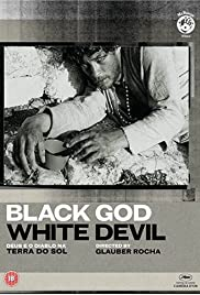 Black God, White Devil (1964) Poster - Movie Forum, Cast, Reviews
