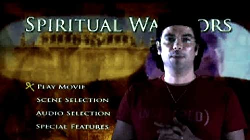 Spiritual Warriors is the story of a misguided actor, FINN (Jsu Garcia), who meets a mysterious elderly man, ROGER (Robert Easton), claiming to know him from the past.  Roger convinces an extremely skeptical and reluctant Finn to become his student a