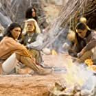 Rodney A. Grant, Wes Studi, and Rino Thunder in Geronimo: An American Legend (1993)