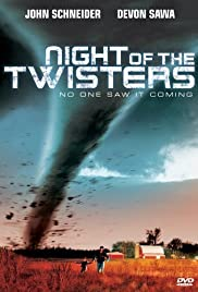 Night of the Twisters (1996) Poster - Movie Forum, Cast, Reviews