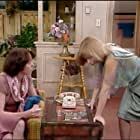 Bonnie Franklin and Mackenzie Phillips in One Day at a Time (1975)