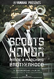 Scouts Honor: Inside a Marching Brotherhood Poster