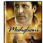 Andy Garcia and Elsa Zylberstein in Modigliani (2004)