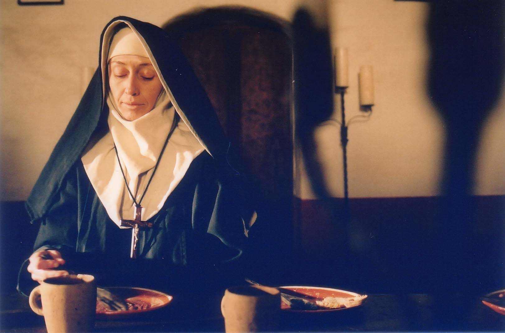 "as the Mother Superior in short film ""Anima"""