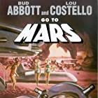 Bud Abbott and Lou Costello in Abbott and Costello Go to Mars (1953)