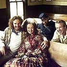 Eddie Huchro as Casey Case with Jan Rose, Jeffrey Boehm and Shane Kenyon in Dog Jack