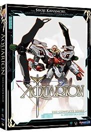 Genesis of Aquarion Poster