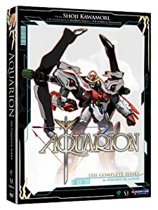 Legal unlimited movie downloads Genesis of Aquarion Love by none [XviD]