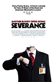 The Making of 'Severance' Poster