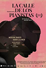Pianists Street Poster