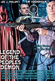 Legend of the Peoples Demon Poster