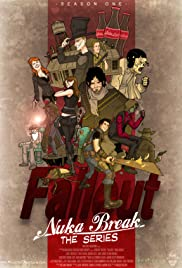 Fallout: Nuka Break Poster