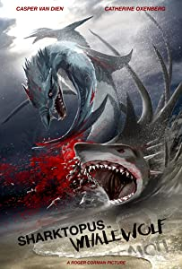 Web sites for free movie downloads Sharktopus vs. Whalewolf by Kevin O'Neill [1080i]