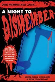 A Night to Dismember (1989) Poster - Movie Forum, Cast, Reviews