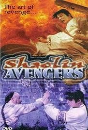 Shao Lin ying xiong zhi Feng Shi-Yu Hong Zhi-Guan Poster