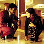 Chiwetel Ejiofor and Audrey Tautou in Dirty Pretty Things (2002)