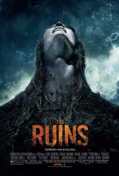 The Ruins Hindi Dubbed Full Movie Watch Online HD Print
