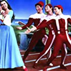 Bob Fosse, Ann Miller, Tommy Rall, and Bobby Van in Kiss Me Kate (1953)