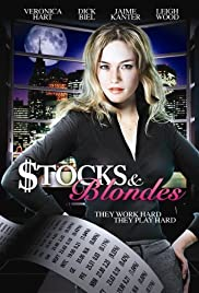 Stocks and Blondes (1984) starring Leigh Wood on DVD on DVD