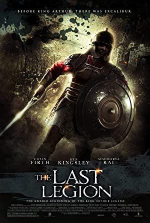 Permalink to Movie The Last Legion (2007)