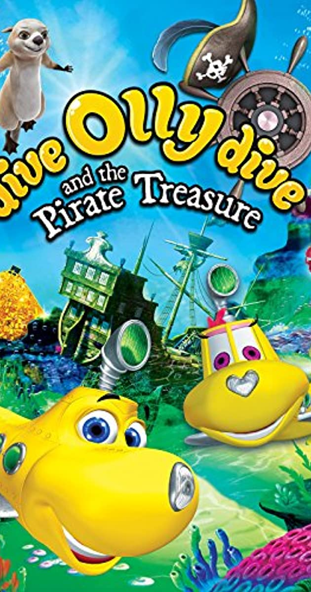 Image Dive Olly Dive and the Pirate Treasure