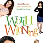 Madeleine Stowe, Lesley Ann Warren, and Mark Harmon in Worth Winning (1989)