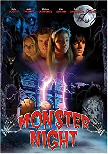 Movie downloading websites for free Monster Night by none [1280p]