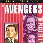 Honor Blackman, Patrick Macnee, Diana Rigg, and Linda Thorson in The Avengers (1961)
