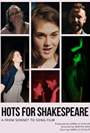 Hots for Shakespeare Poster
