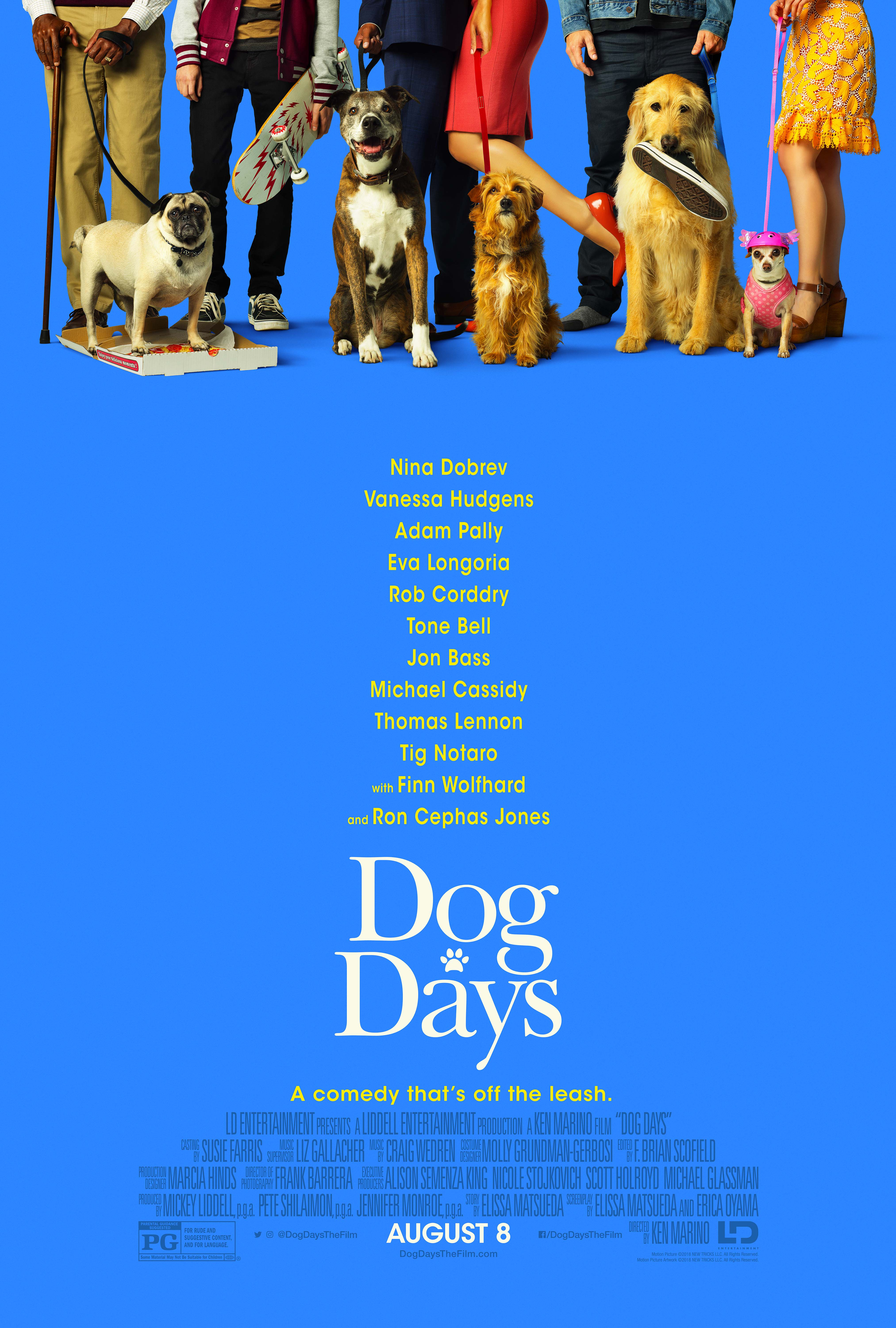 Dog Days (2018) - IMDb 1981c1df01f8a