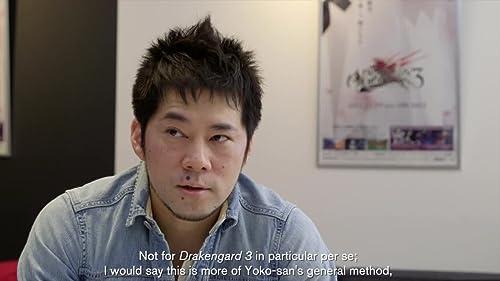 Drakengard 3: Kimihiko Fujisaka Developer Message