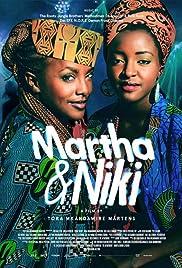 Martha & Niki Poster
