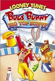 Big Top Bunny Poster